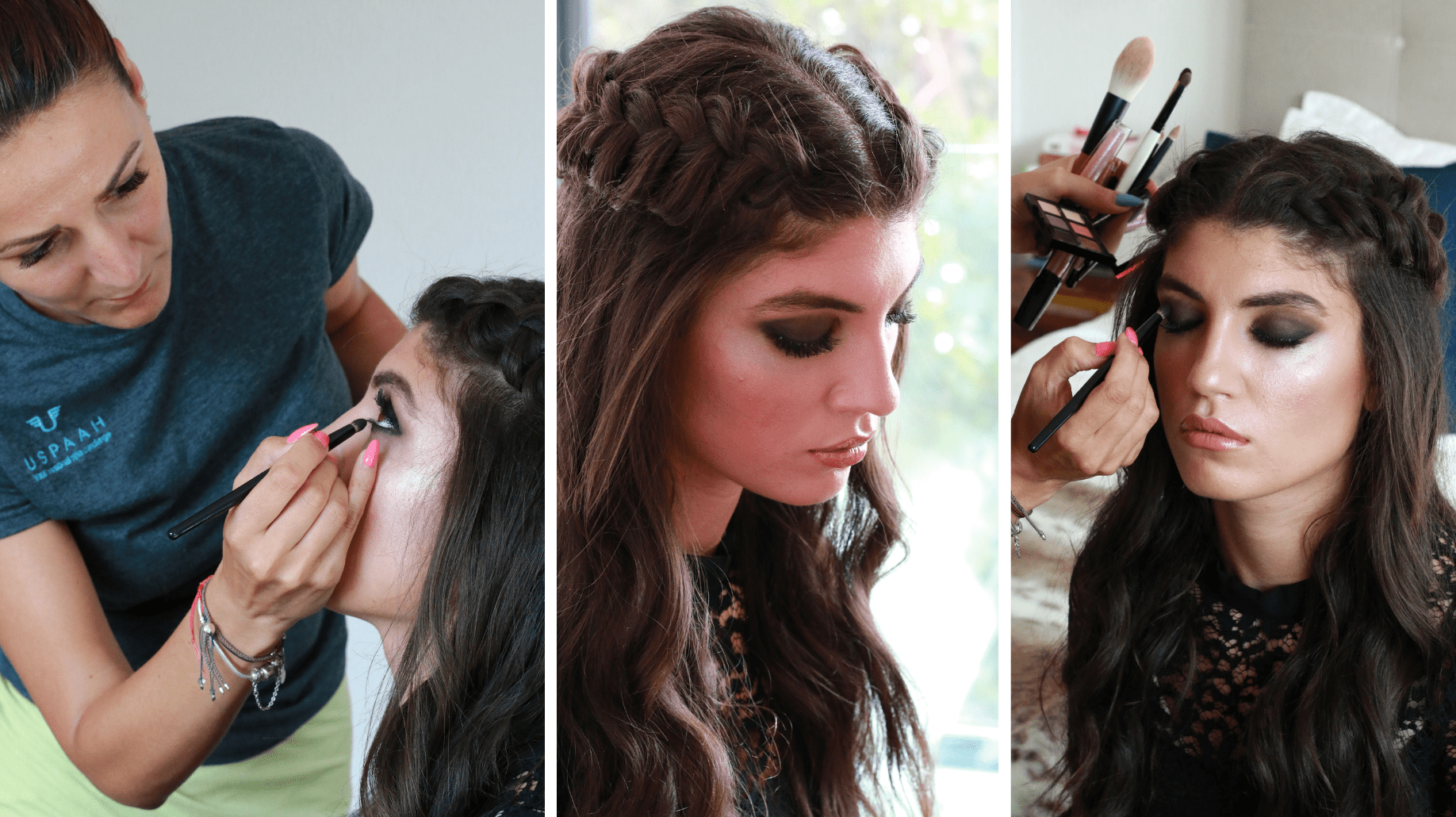 Mobile Makeup Artists Tranforming Your Look