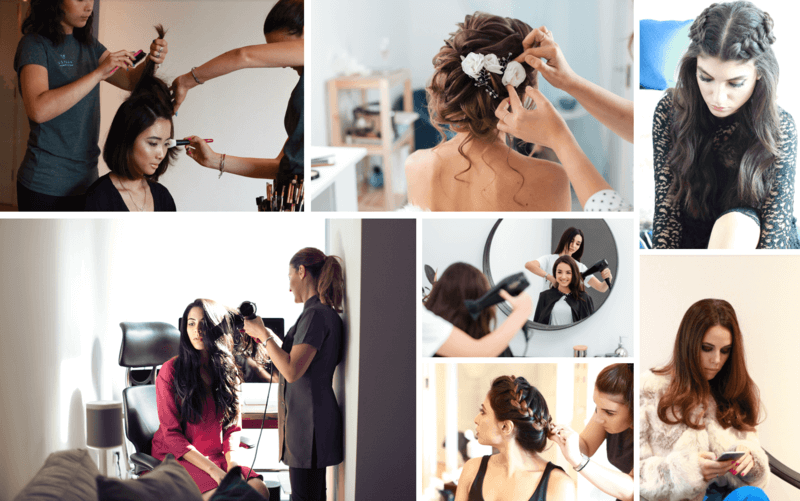 hair services at home by USPAAH